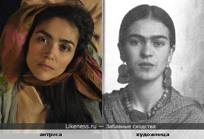 актриса и художница