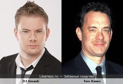 DJ Smash и Хэнкс