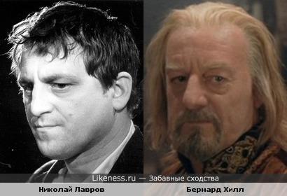 """Теодона смог бы сыграть и Николай .... """"Я так думаю!"""""""