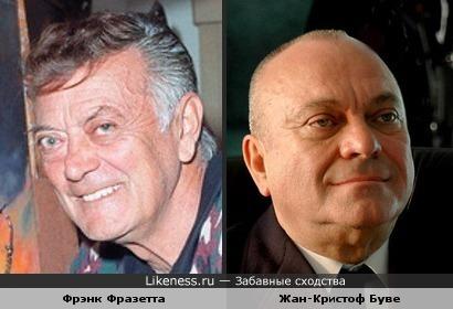 Фрэнк Фразетта и Жан-Кристоф Буве