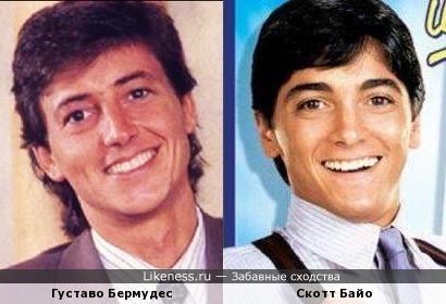 Скотт Байо и Густаво Бермудес