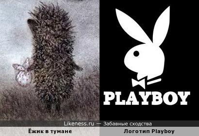 Узелок с вареньем напомнил известный логотип)