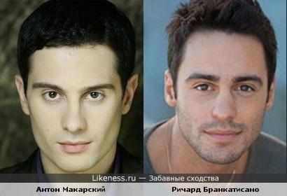 Похожие актеры...