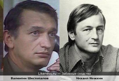 """Актер из """"Последнего довода королей"""" похож на Михаила Ножкина"""