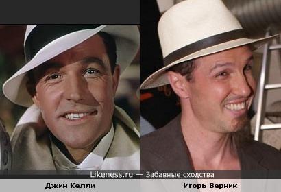 Знаменитые обладатели голливудской улыбки в шляпах