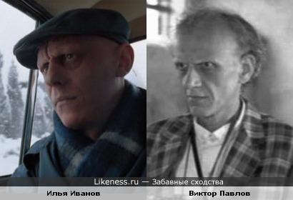 Художник, снимавшийся у Соловьёва похож на художника, снимавшегося у Муратовой