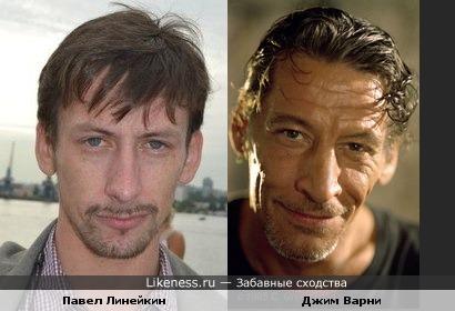 Петербургский музыкант и американский актер немного похожи