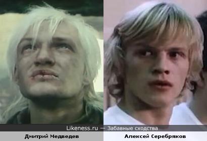 """Некоторые думали, что Серебряков играл в фильме """"Я - русский солдат"""""""