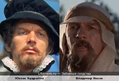 Будрайтис памонил немного Владимира Носика