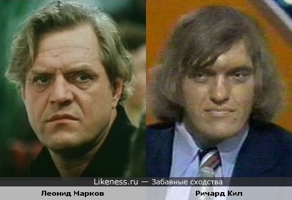 Ричард Кил напомнил немного Леонида Маркова