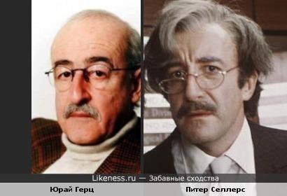 Словацкий режиссер и Питер Селлерс немного похожи