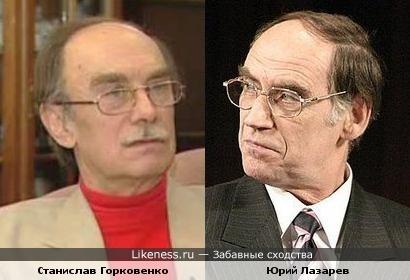 Петербургские дирижёр и актёр