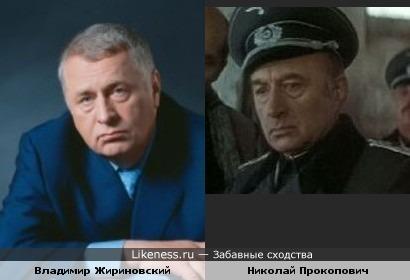 Жириновский напомнил Прокоповича