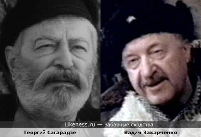 Георгий Сагарадзе напомнил Вадима Захарченко