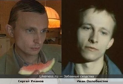 Сергей Уманов напомнил Ивана Охлобыстина