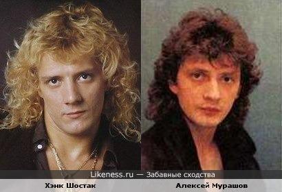 Хэнк Шостак напомнил Алексея Мурашова