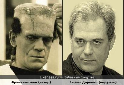 Франкенштейн возвращается! Смотрите во всех ТВ страны!