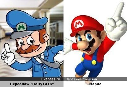 По ходу талисмана Казанского метрополитена срисовали с Марио