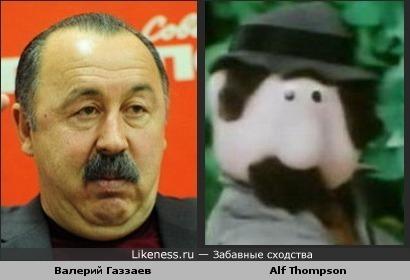 """Валерий Газзаев похож на Альфа из мульта """"Почтальон Пэт"""""""