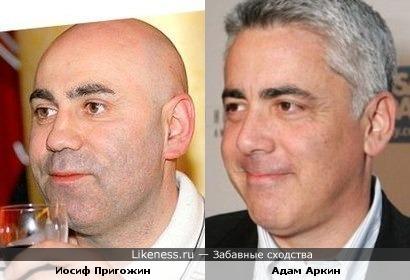 Иосиф Пригожин похож на Адама Аркина