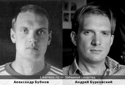 Футболист и актёр на А.Б.