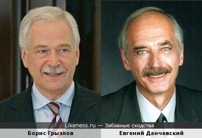 Борис Грызлов и Евгений Данчевский