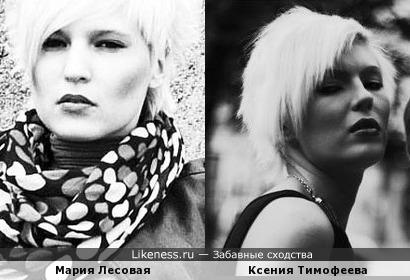 топ-модели по-русски - клоны