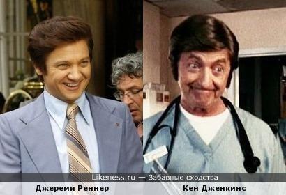 Молодой Боб Келсо похож на Кармина Полито