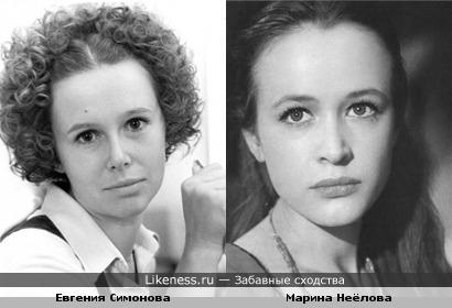 Эти актрисы всегда казались мне чем-то похожими