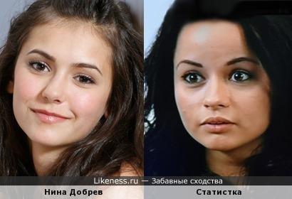 """Статистка из телешоу """"По делам несовершеннолетних"""