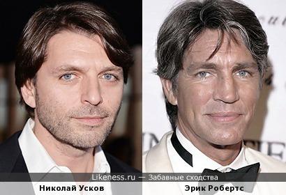 Николай Усков и