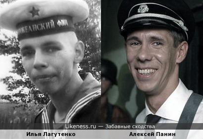 Илья Лагутенко в молодости напомнил...