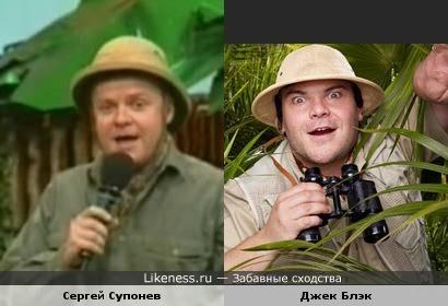 """""""Зов джунглей""""-он и в Америке """"Зов джунглей""""."""