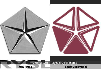 Советский Крайслер!)))