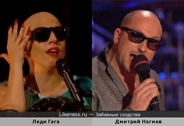 Очки, лысина, микрофон. Хватит косить под Нагиева!