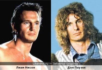 Был бы Нисон волосатым...