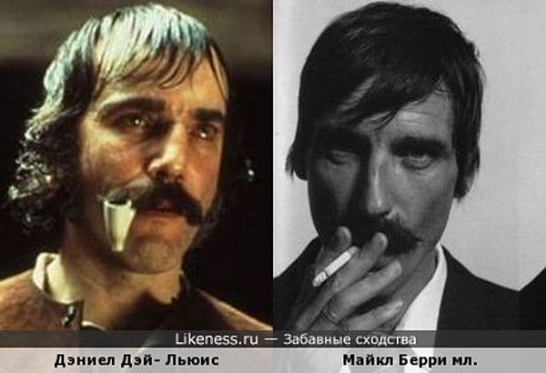 Курящие усачи.