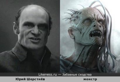 Юрий Шерстнёв и нечто...