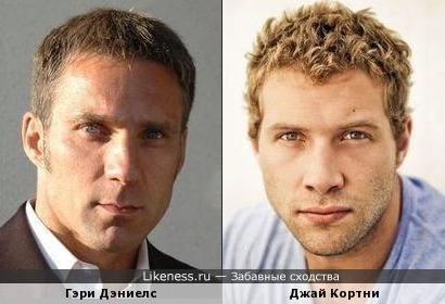 Джай Кортни - Гэри Дэниелс