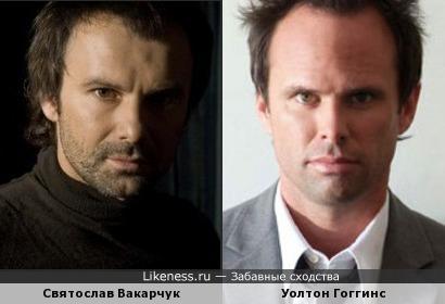 Святослав Вакарчук - Уолтон Гоггинс