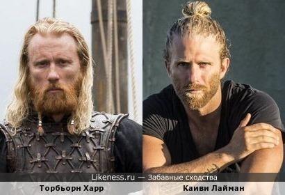 И снова всё викингОво...