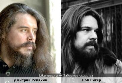 Дмитрий Ревякин - Боб Сигер