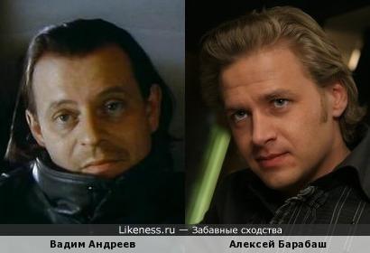 Вадим Андреев vs Алексей Барабаш