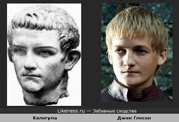 """Калигула в """"Игре престолов"""""""