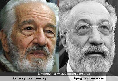 Сержиу Николаеску похож на Артура Чилингарова