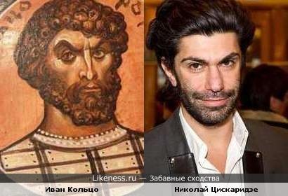 Иван Кольцо напоминает Николая Цискаридзе