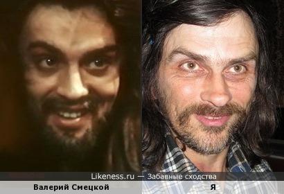 Валерий Смецкой похож на меня