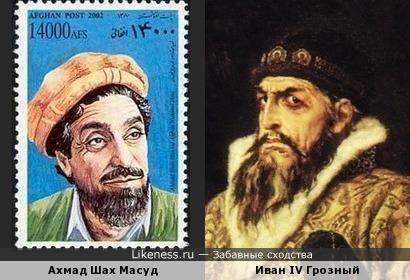 Этнический таджик напоминает русского царя