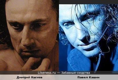 Многоликий Нагиев: с Кашиным его еще не сравнивали?