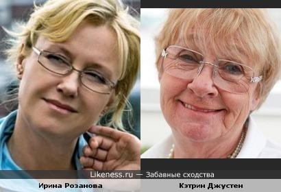 """""""Оптическая"""" иллюзия: иногда очки делают людей похожими."""